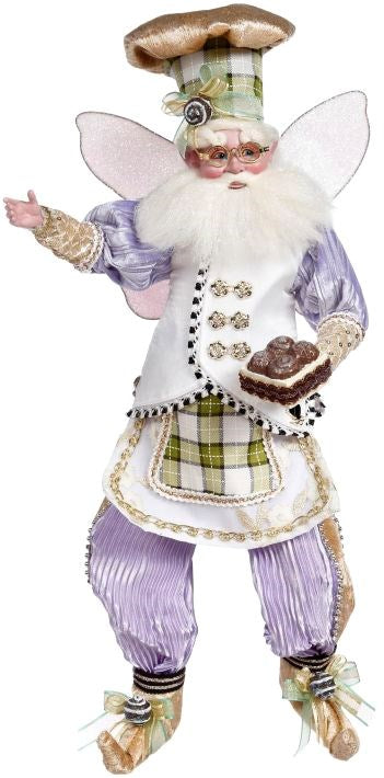 "18.5"" Medium Magic Chef Fairy by Mark Roberts Spring 2021"