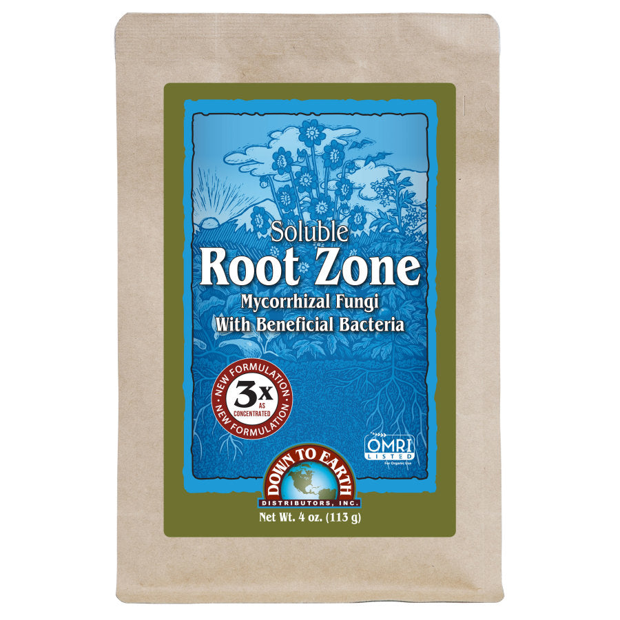 DOWN TO EARTH SOLUBLE ROOT ZONE MYCORRHIZAL FUNGI