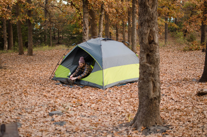 The Ultimate Guide To Camping In Fall