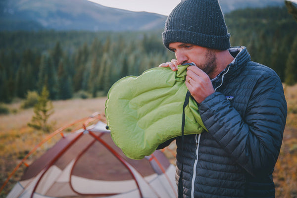 best pillow for camping