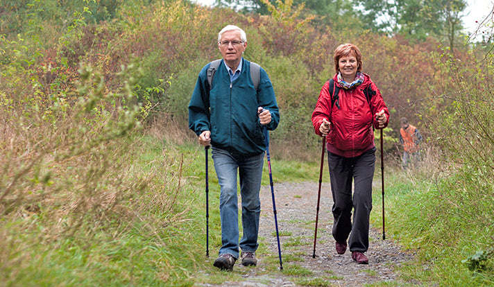 hiking tips for seniors