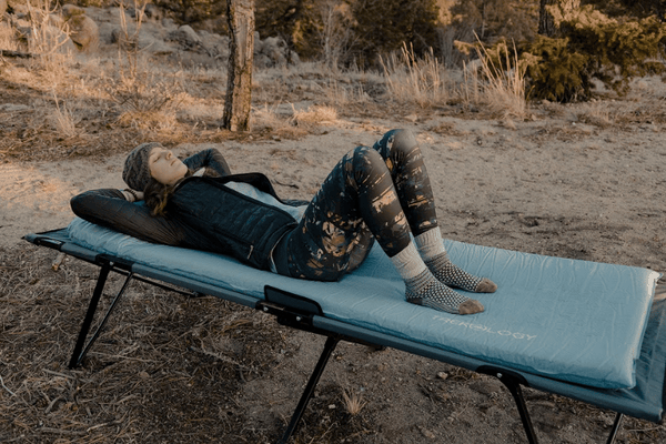 A Quick Guide To Self Inflating Sleeping Pads