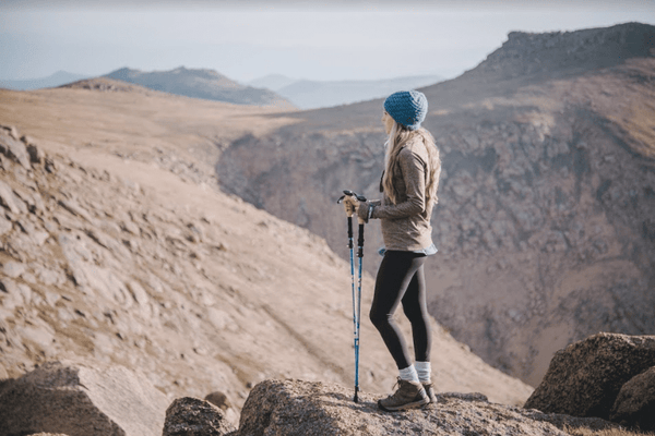 Trekking Pole Tips and Baskets
