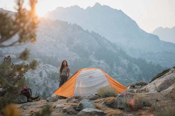 backpacking as a couple