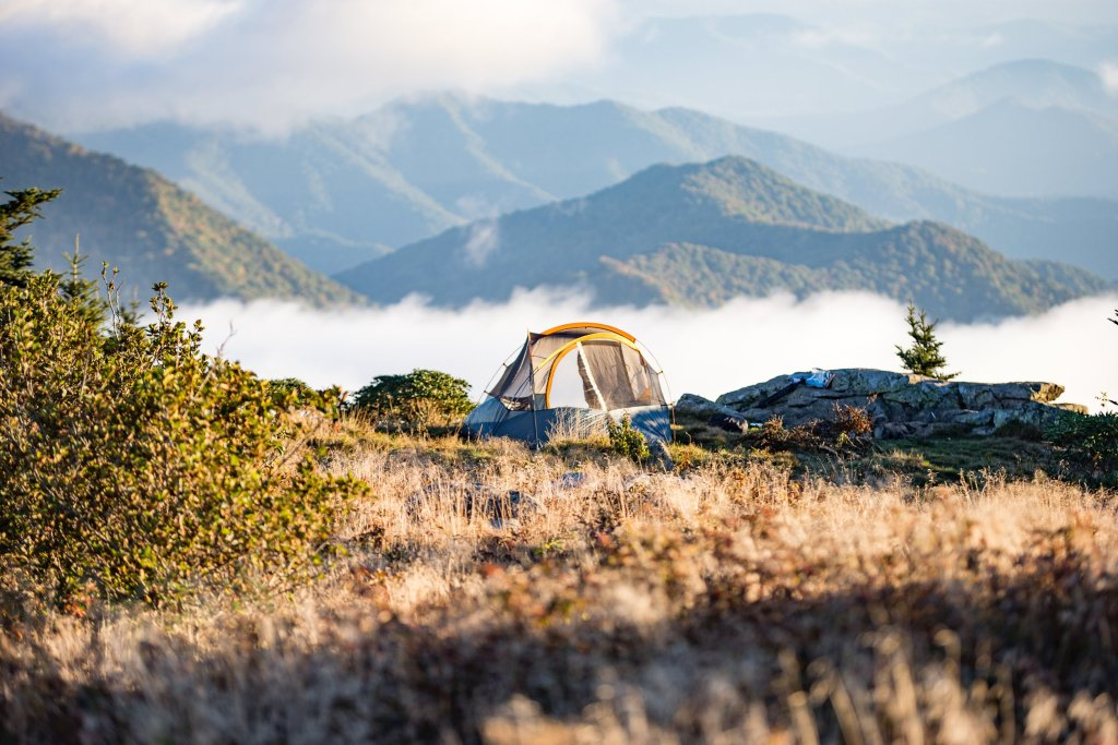 choosing the right campsite