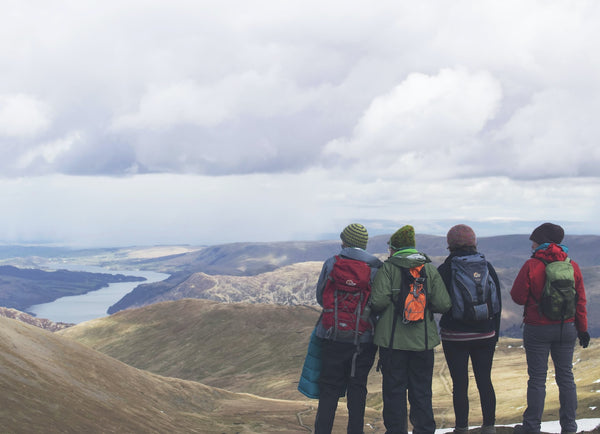 best spring hikes in the UK