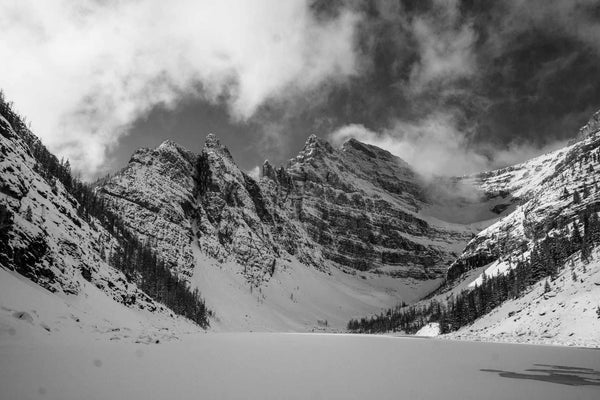 winter hikes in canada