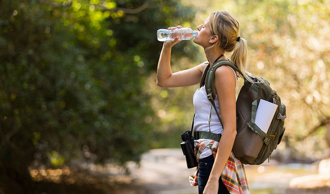 Tips to beat the heat while hiking