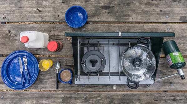 how to choose camping cookware