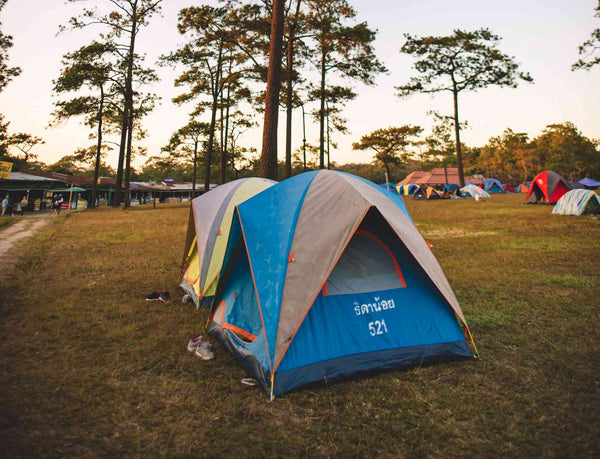 selecting the right campsite