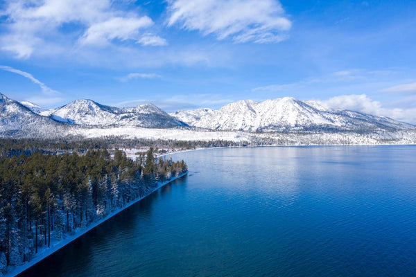 best winter hiking trails in the US