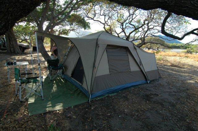 tips to stay cool on summer camping trips