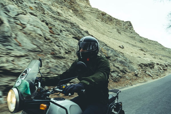 motorcycle camping tips for beginners