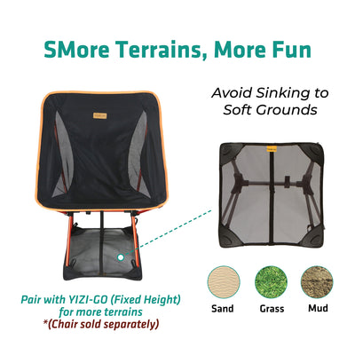 YIZI Sand Cover for Portable Camping Chairs