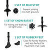 Trekology Trekking Poles Accessory Set