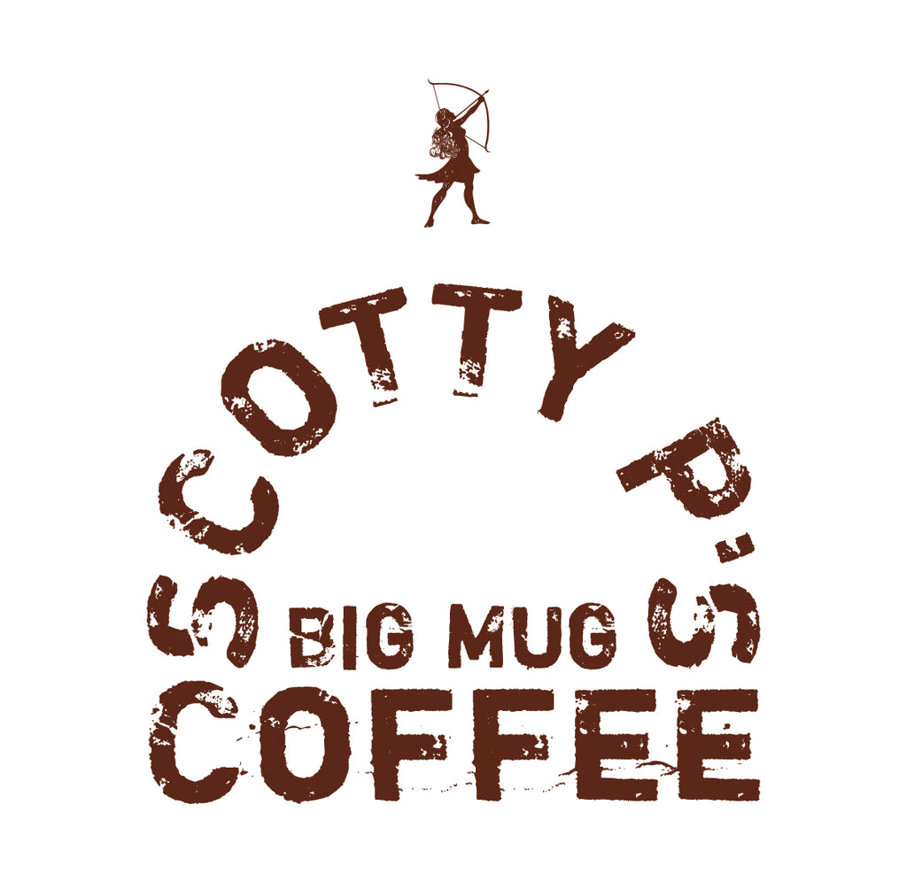 Scott Patterson's Scotty P's Big Mug Coffee