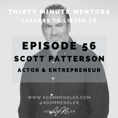 Scott Patterson's (Luke Danes) Scotty P's Big Mug Coffee interview with Adam Mendler