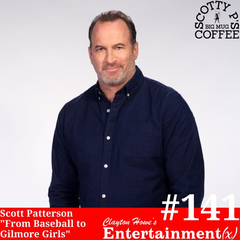 Scott Patterson (Luke Danes) talks Scotty P's Big Mug Coffee, Gilmore Girls & more