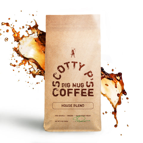 Scott Patterson's Scotty P's Big Mug Coffee House Blend