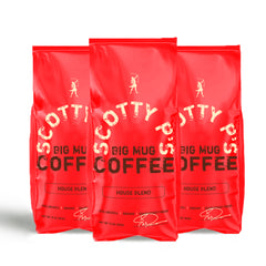 Scott Patterson's Scotty P's Big Mug Coffee House Blend Coffee Review