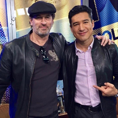 """Actor Scott Patterson (Luke Danes) joins Mario Lopez to talk new Gilmore Girls podcast """"I AM All In"""" and more!"""