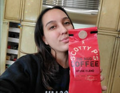 Scott Patterson's Scotty P's Big Mug Coffee House Blend Blogger review