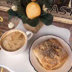 Scott Patterson's Scotty P's Big Mug Coffee Blogger Review 5 Star Wholesale Partner Colette Bakery and Bistro