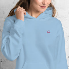 Scotty P Embroidered Logo Unisex Hoodie - Available in 11 colors
