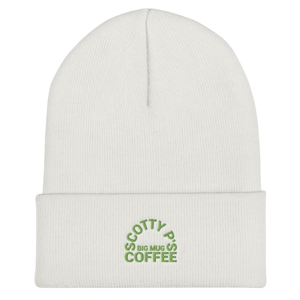 Scotty P Embroidered Logo Cuffed Beanie - Available in 6 colors