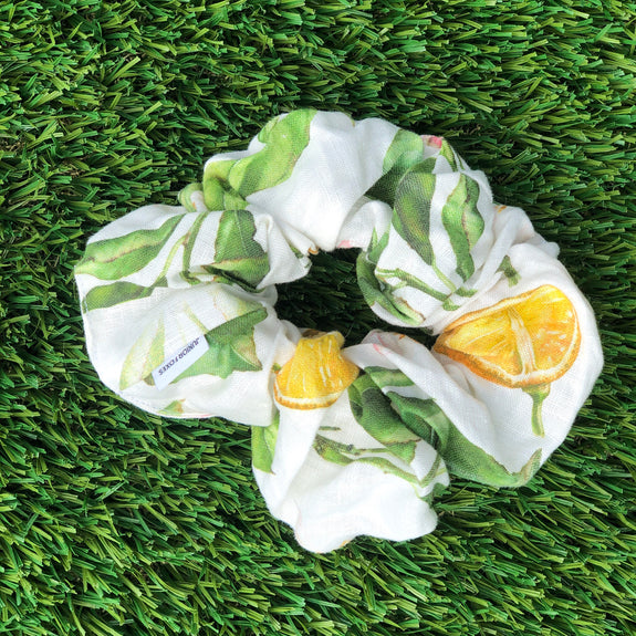 The Positano Scrunchie