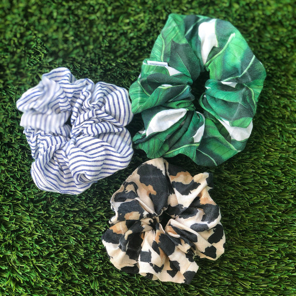 Pick Three Scrunchies