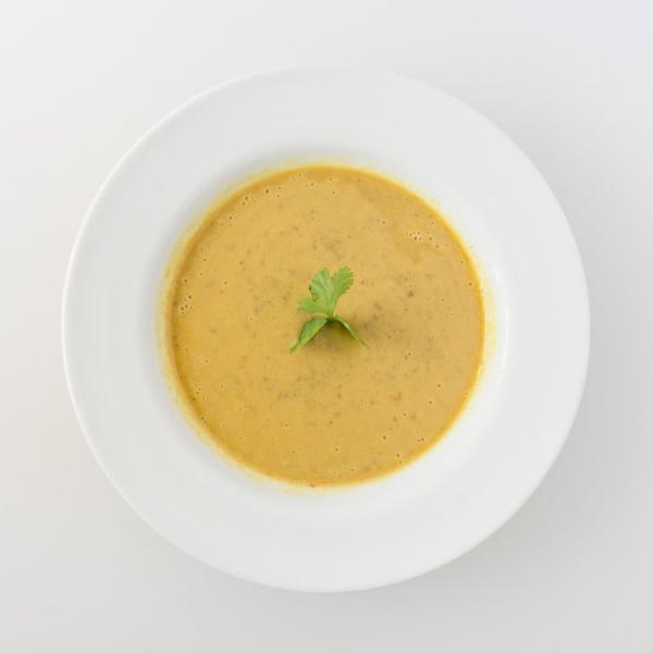 Coconut Curry with Ancient Grains Soup