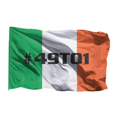49 to 1 Irish Flag
