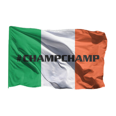 #CHAMPCHAMP Irish Flag