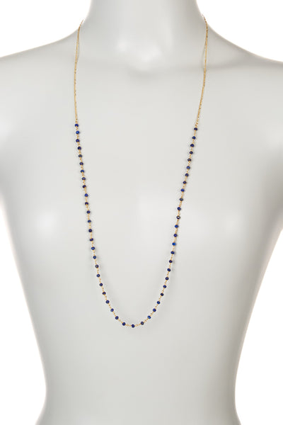 Blue Lapis Layering Necklace