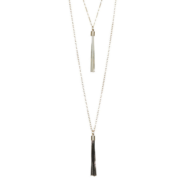 Layered Emerson Necklace