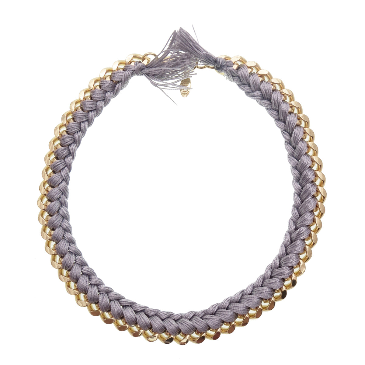 Grey Estelle Choker