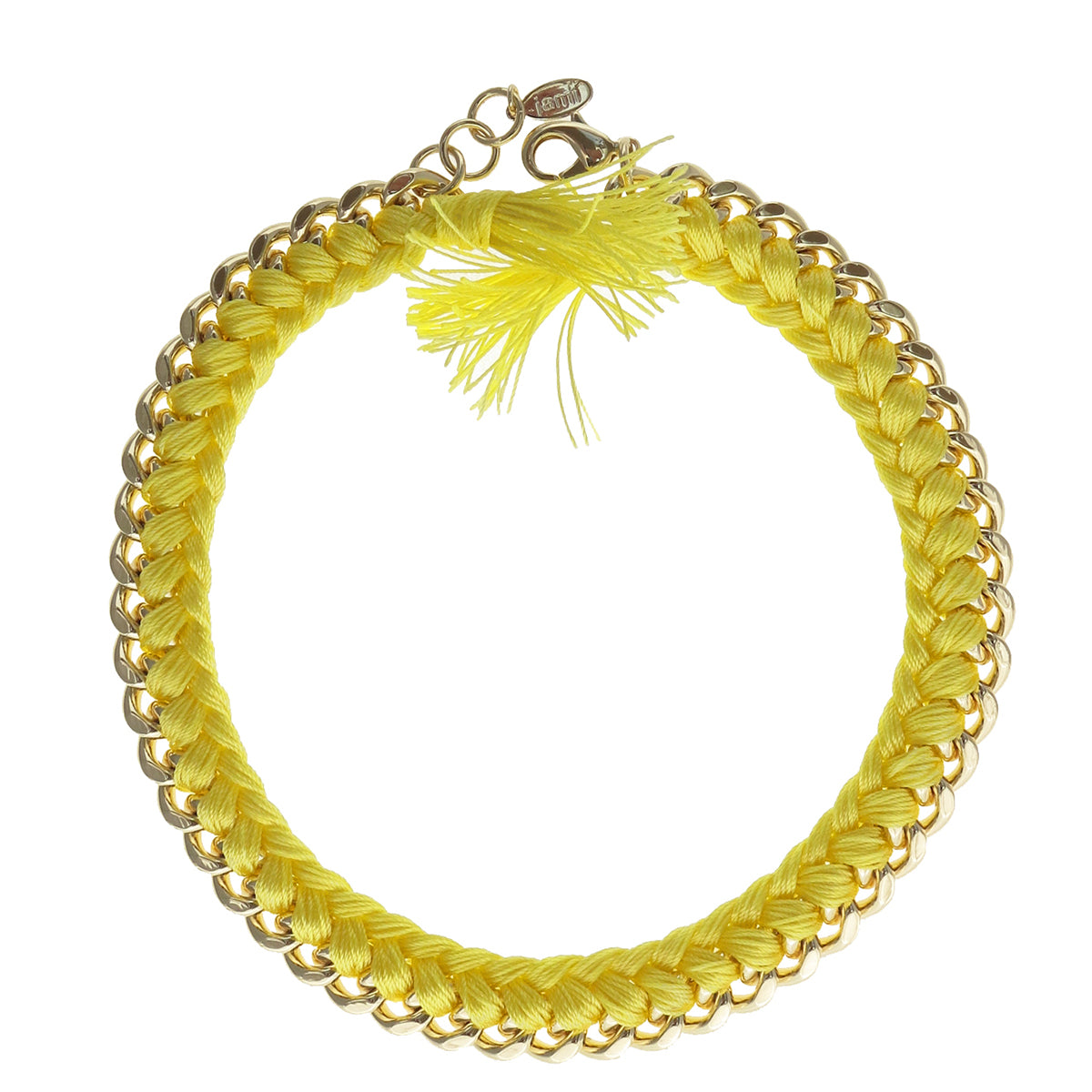 Yellow Estelle Choker
