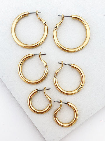 Tubular Hinge Hoops