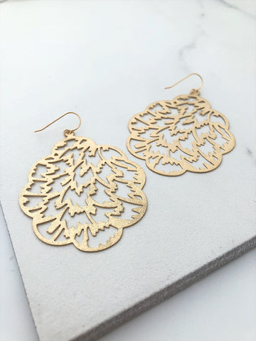 Filigree Lace Earrings