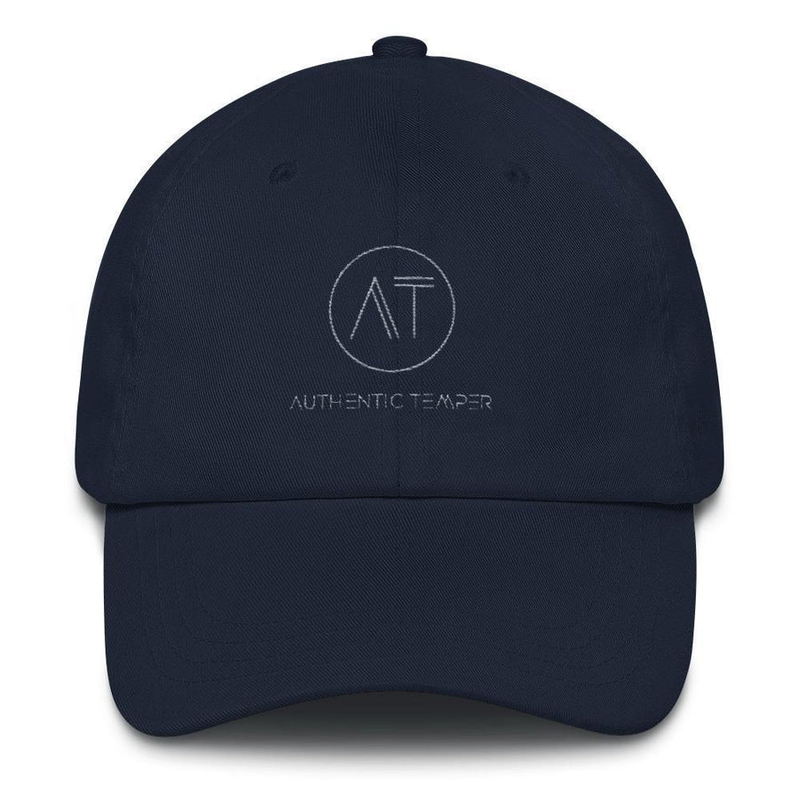 Baseball Cap | AuthenticTemper Logo Embroidery