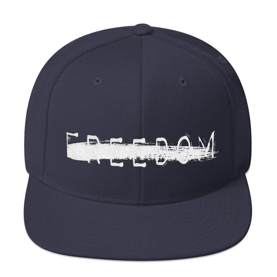 Freedom | Adjustable Snapback Hat