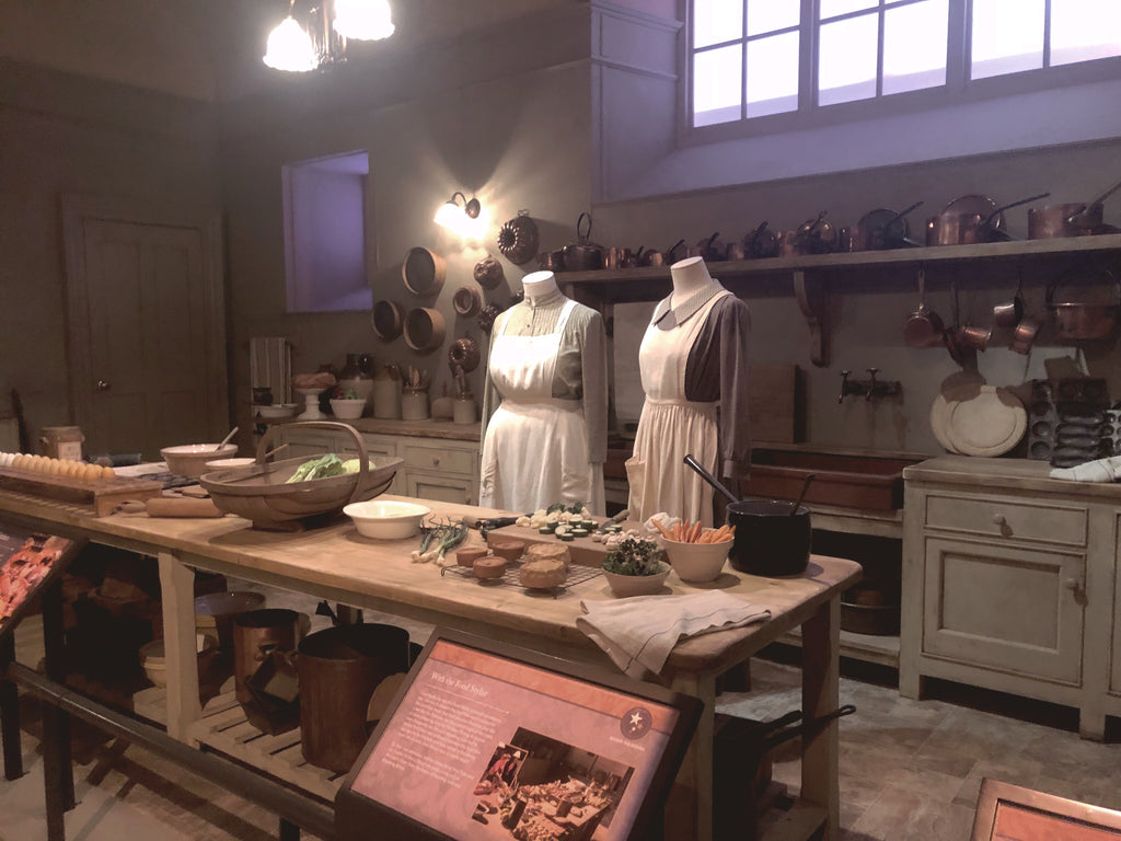 6/15/18 - Downton Abbey Exhibition