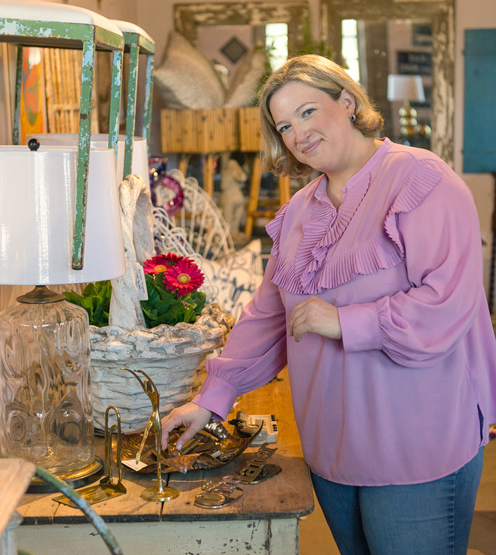 If You Love It, It Will Work: Creating the Perfect Mix with Antique Dealer Margaret Schwartz