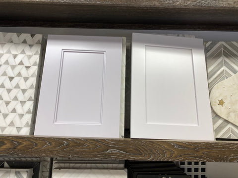 Shaker Door and Updated Shaker Door