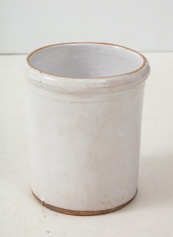 Small Terra Cotta Confit Pot