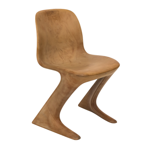 Kangaroo Chair in the Manner of Ernst Moeckl