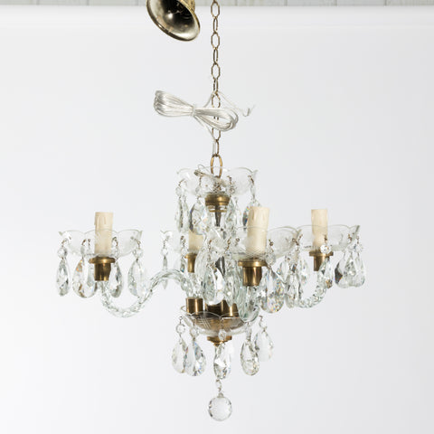Murano Glass Chandelier ca. 1880