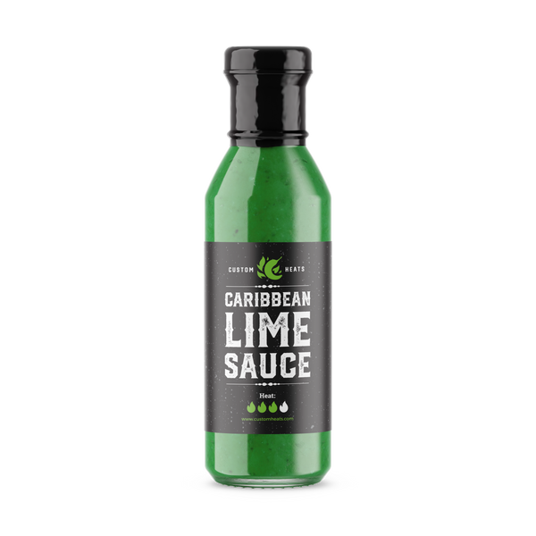 Caribbean Lime Sauce, 5oz (147 mL)