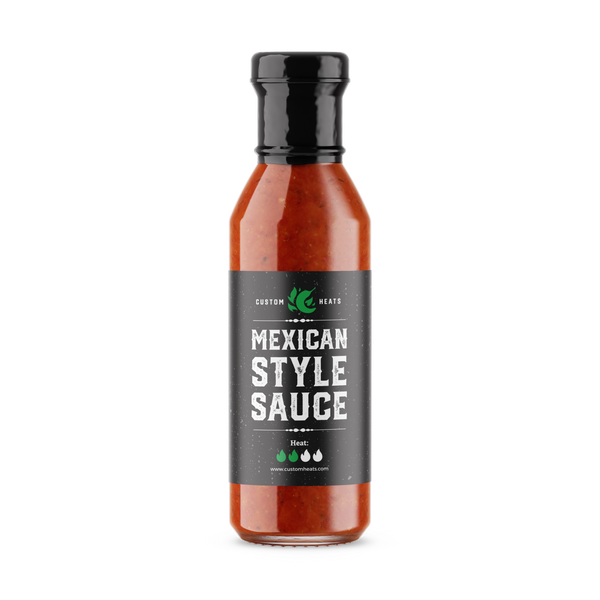 Mexican Style Sauce, 5oz (147mL)